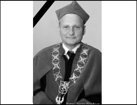 Profesor Stanisław Czepita (1954-2018)