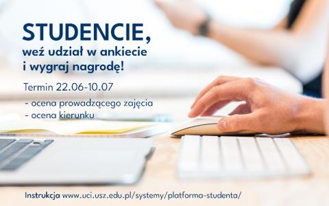 Ankieta dla studentów i doktorantów