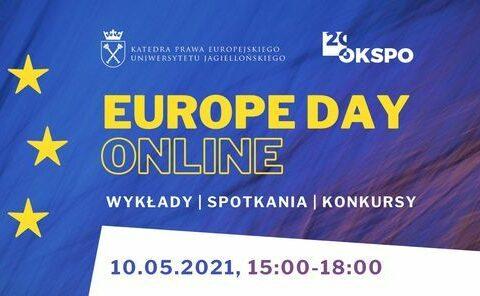 """""""Dzień Europy"""" na Uniwersytecie Jagiellońskim"""