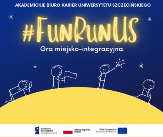 #FunRunUS– gra miejsko-integracyjna dla studentów US