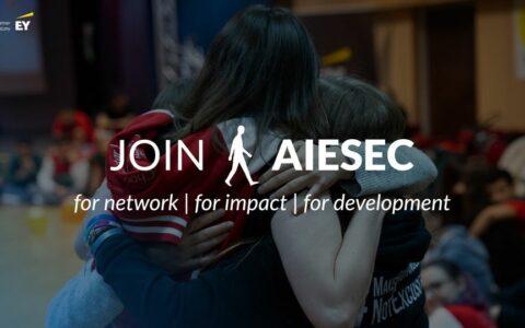 AIESEC Szczecin – informacja o aplikowaniu do organizacji
