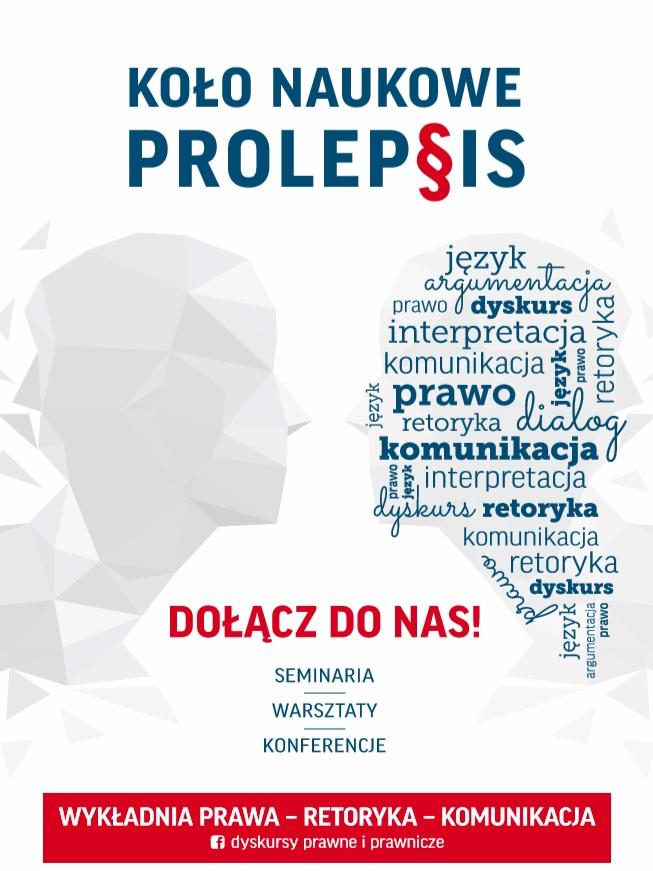 """Koło Naukowe """"Prolepsis"""" – pierwsze spotkanie w nowym roku akademickim"""