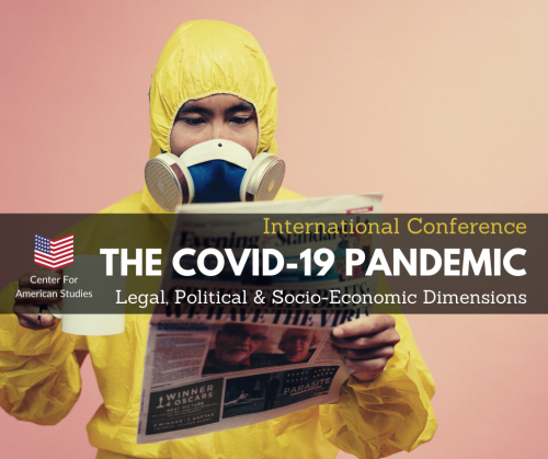"Konferencja ""The COVID-19 Pandemic: Legal, Political & Socio-Economic Dimensions"""