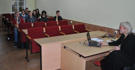 Spotkanie z uczniami LO w Chojnie – Przedmiot podstawy Prawa (2)