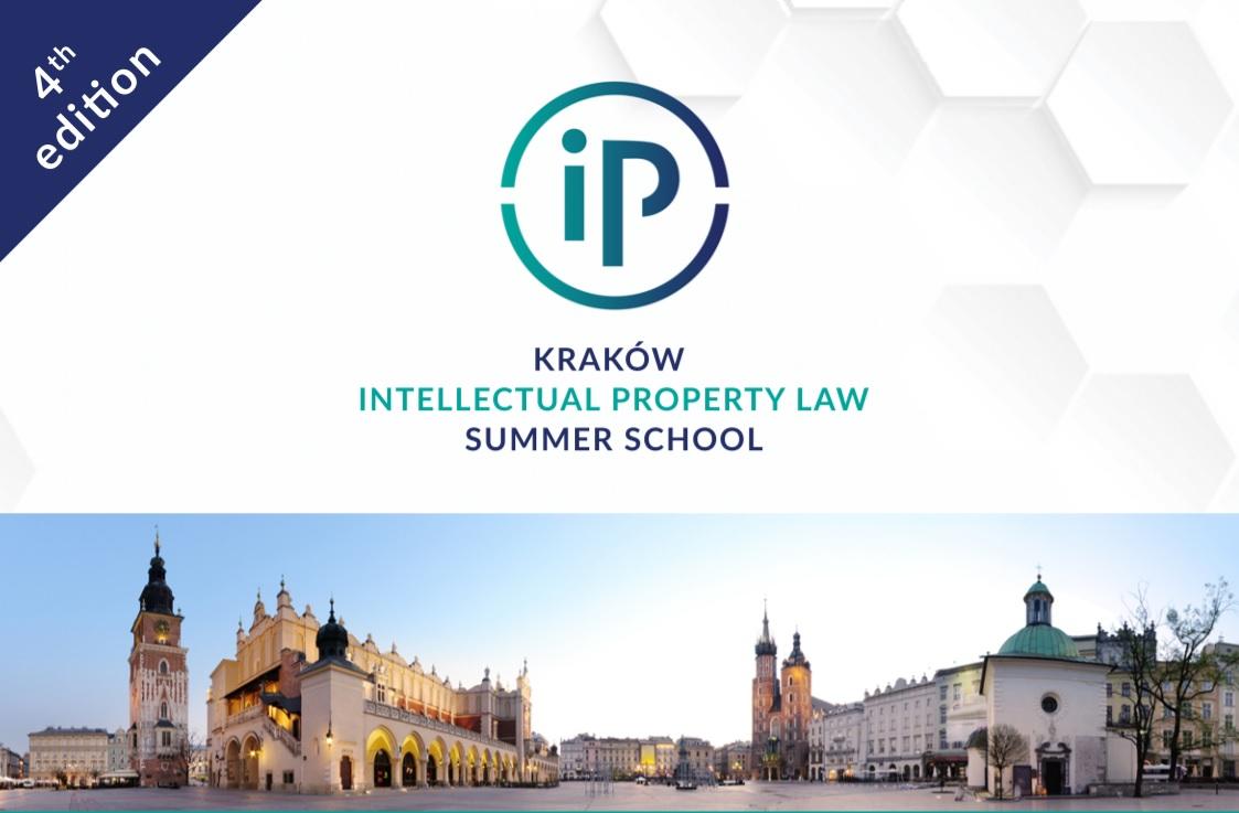 Szkoła Letnia Prawa Własności Intelektualnej – Kraków, 14-18.09.2020 r.