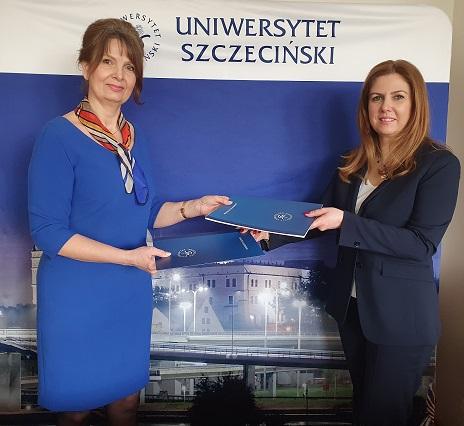 Porozumienie o współpracy w zakresie kształcenia na kierunku studiów Ekonomiczno-Prawnym