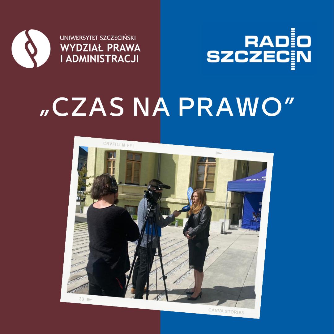 Współpraca WPiA US i Radia Szczecin