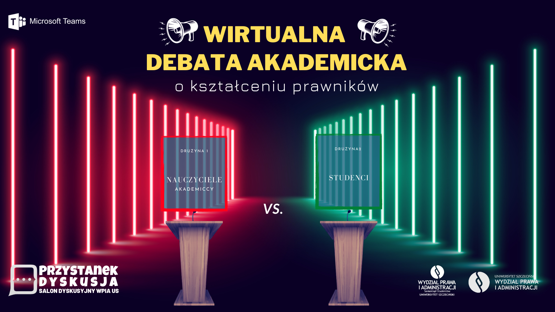 Wirtualna Debata Akademicka o kształceniu prawników (14 I 2021)