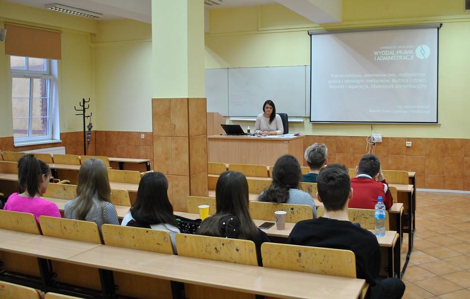 Spotkanie z uczniami LO w Chojnie – Przedmiot podstawy Prawa (4)