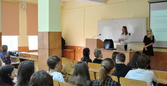 Wykłady na WPiA dla szkół średnich