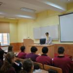 Wykład dr B. Baczyńska - XIII LO