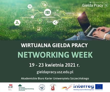 Wirtualna Giełda Pracy Networking Week