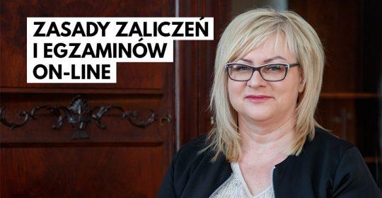 Komunikat nr 4/2020 Prorektora ds. Kształcenia Uniwersytetu Szczecińskiego